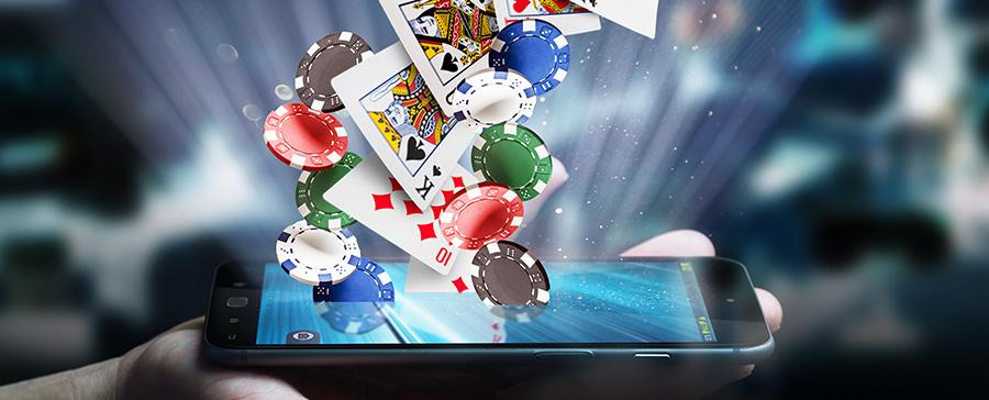 Казино мобильное приложение