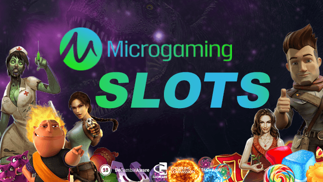 Microgaming игры