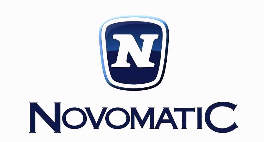 Novomatic логотип