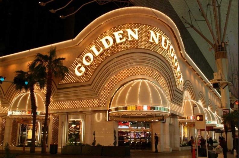 Golden Nugget казино в Лас-Вегас