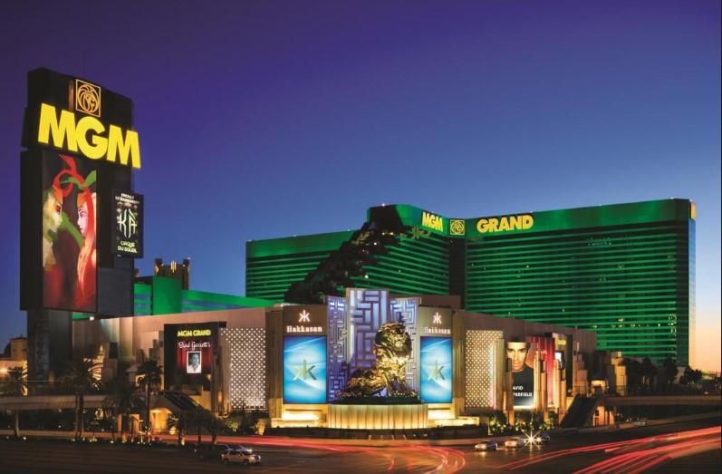 MGM Grand казино в Лас-Вегас